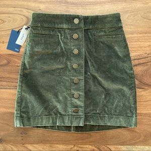 Wilfred Corduroy Mini Skirt (Karmen skirt)